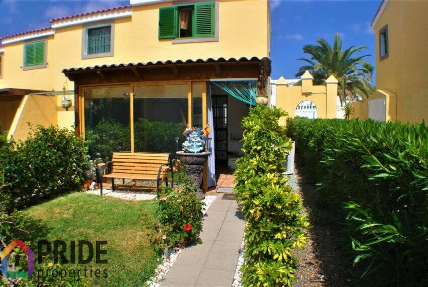 Chalet pareado Campo internacional de golf Canary Life gran canaria maspalomas holiday buy bungalow Canarylife (12)