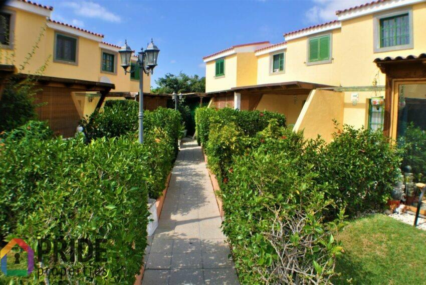 Chalet pareado Campo internacional de golf Canary Life gran canaria maspalomas holiday buy bungalow Canarylife (23)