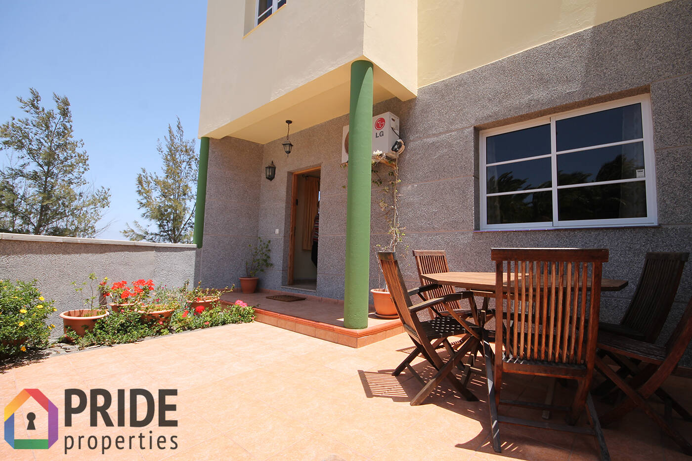 Aldea Blanca: Well maintained 3 bedroom house in tranquil environment