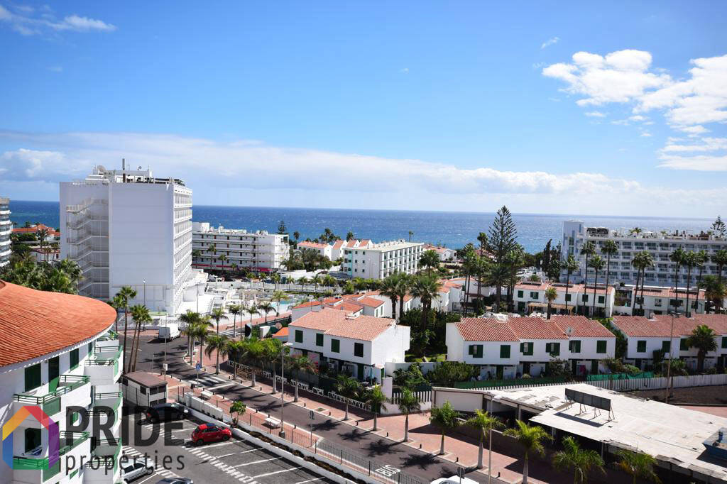 One bedroom apartment with wonderful sea views