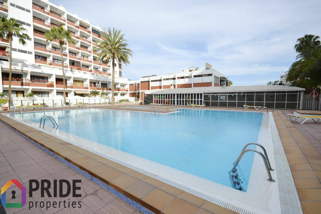 Playa del Ingles, one bedroom apartment near the beach