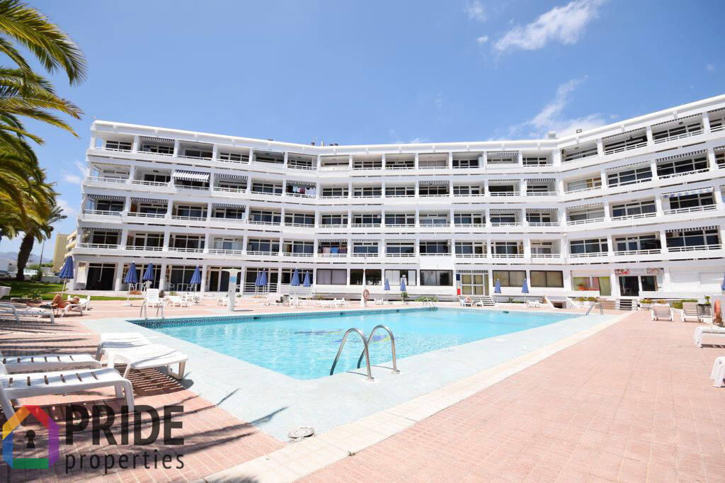 Playa del Ingles, one bedroom apartment in a central location