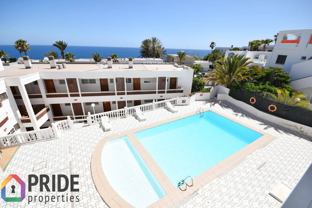 San Agustin, one bedroom partment with wonderful sea views