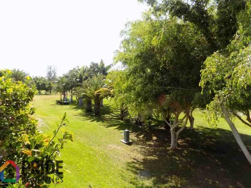 Blick Golfplatz