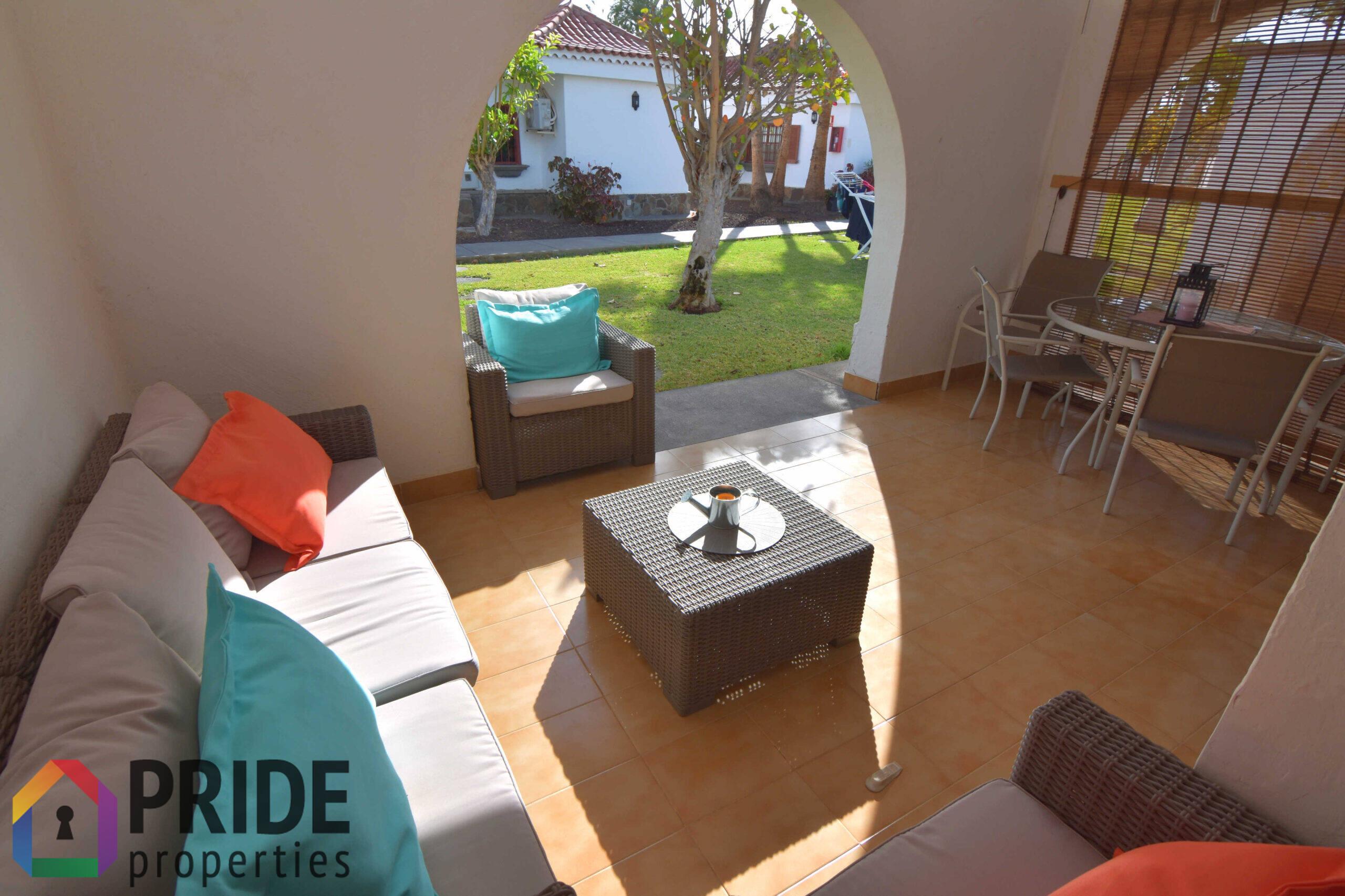 Beautiful bungalow Campo Internacional