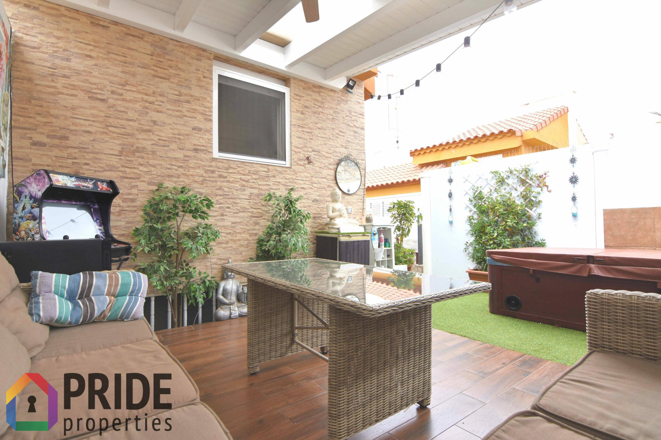 Three Bedroom House Campo de Golf
