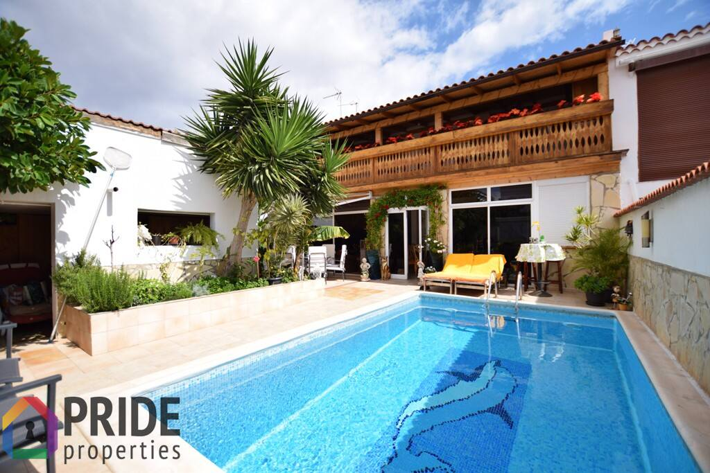 San Fernando, family house with sauna and private pool