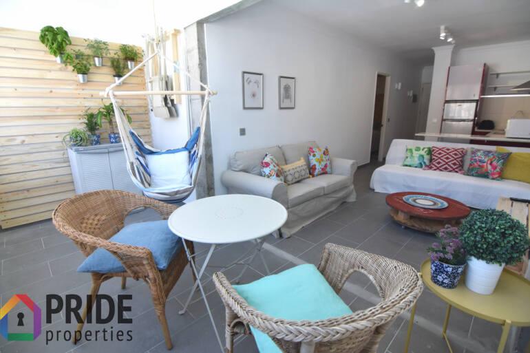 1-bedroom apartment in the heart of Playa del Inglés