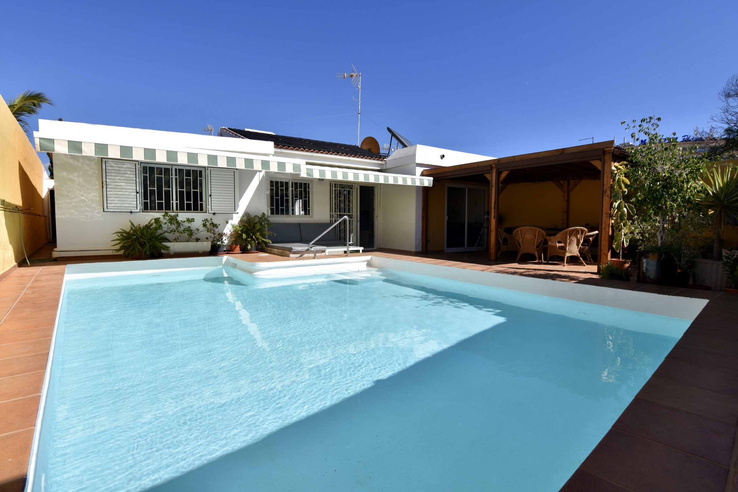Four Bedroom bungalow with private pool