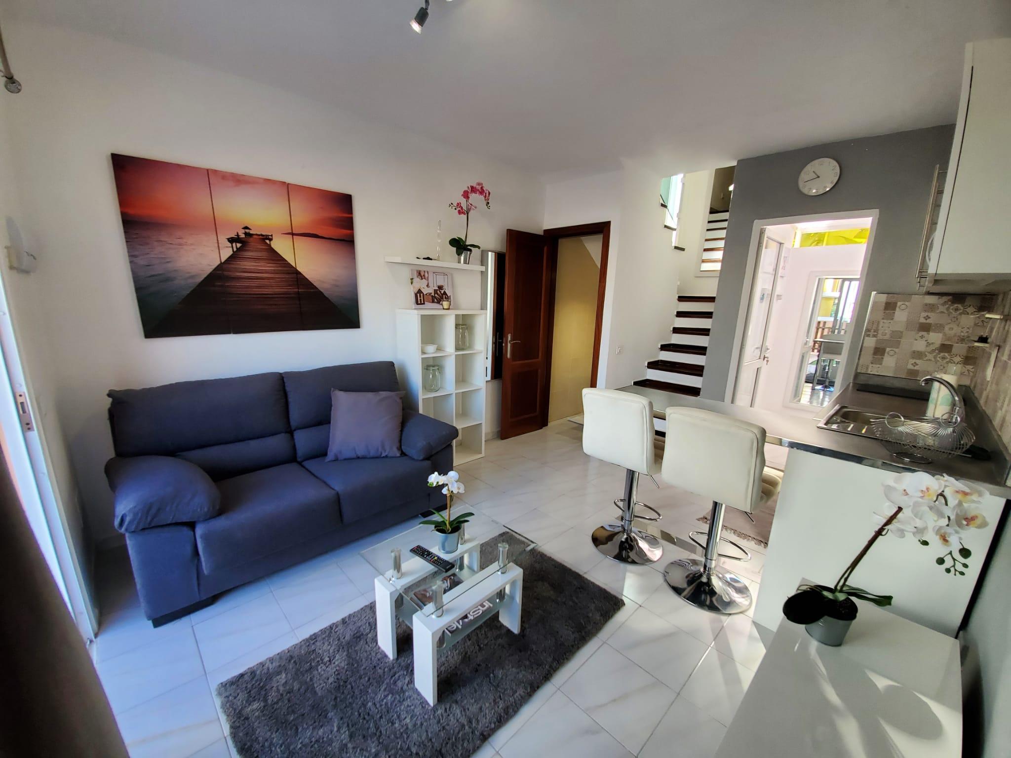 One Bedroom Bungalow in Maspalomas