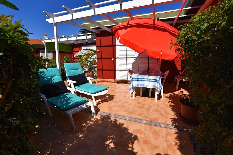 1 BEDROOM BUNGALOW IN CAMPO INTERNACIONAL